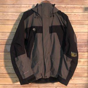 MOUNTAIN HARDWEAR Conduit Coat Waterproof Hood